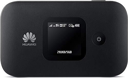 HUAWEI E5577Cs-321 WIR-Hotspot 150.0Mbit LTE Schwarz 1500mAh
