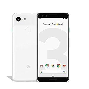 "Google Pixel 3 14 cm (5.5"") 4 GB 64 GB SIM única 4G Blanco 2915 mAh - Smartphone (14 cm (5.5""), 4 GB, 64 GB, 12,2 MP, Android 9.0, Blanco)"