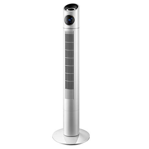 Indoor Tower Fan, tragbares 3-in-1-Klimagerät, 70 °