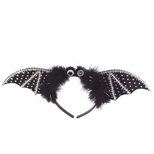 irnband Fledermaus Kopfbedeckung Cosplay Kostüm Party Dekor ()