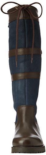 Cabotswood Highgrove, Chaussures de Running Compétition Femme Blue (Oak/Navy)