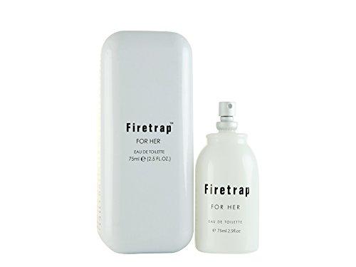 Firetrap For Her Eau de Toilette 75ml Spray