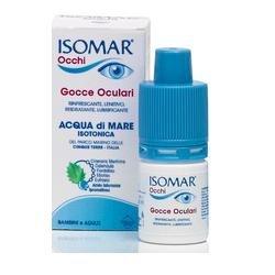 Isomar Occhi multidose Gtt, 10ml