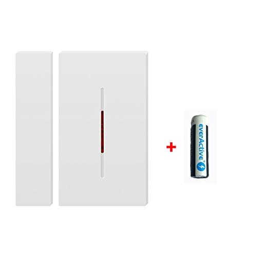 Sonoff Sonoff DW1 433 Mhz Wireless Anti-Theft Door And Window Alarm Sensor  for Smart Home Automation Security Alarm System, work with RF 433 Bridge