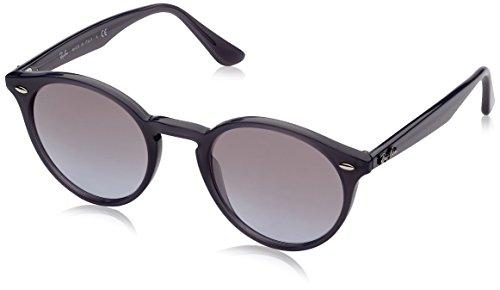 Ray Ban Unisex Sonnenbrille RB2180, (Gestell: schwarz, Gläser: warmes grau 623094), Medium (Herstellergröße: 49)