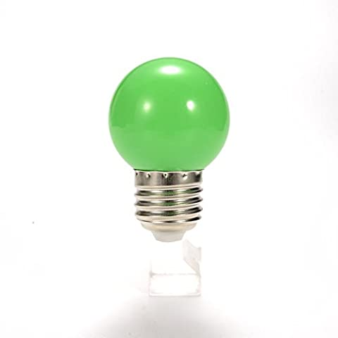 Lugii Cube E273W Économie d'énergie Lumière 1pcs éclairage de la maison coloré ampoule LED, vert