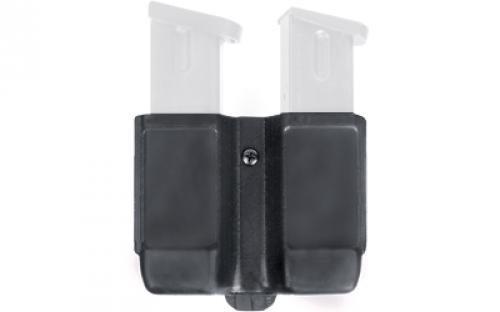 BLACKHAWK CQC DP-Magtasche Doppelreihig 9 mm Schw. -