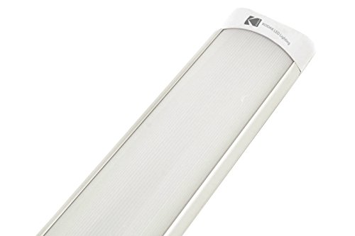Plafoniera A Led 120 Cm : Bes plafoniera led w luce calda cm slim smd soffitto