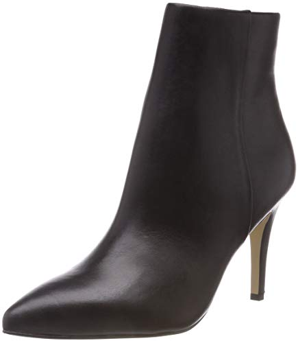 Buffalo Damen 1714B44-1 Nappa Leather Stiefeletten, Schwarz (Black 01 00), 38 EU