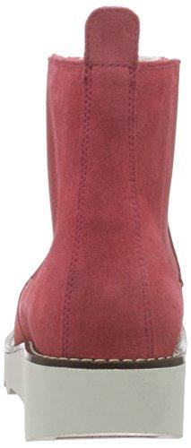 Sanita Carina Boot, Bottes courtes avec doublure intérieure femme Rouge - Rot (Coral 48)