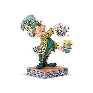 Disney Figur enesco Mad Hatter 6001273 aus Alice im wunderland -