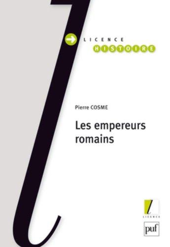 Descargar Libro Les empereurs romains de Pierre Cosme