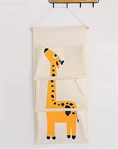 Haengender organizer con 3tasche organizer portaoggetti da appendere tasca portaoggetti per bambini camera da letto