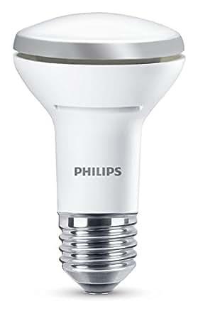 philips led lampe ersetzt 60 w e27 warmwei 2700 kelvin 345 lumen dimmbar 8718291785415. Black Bedroom Furniture Sets. Home Design Ideas