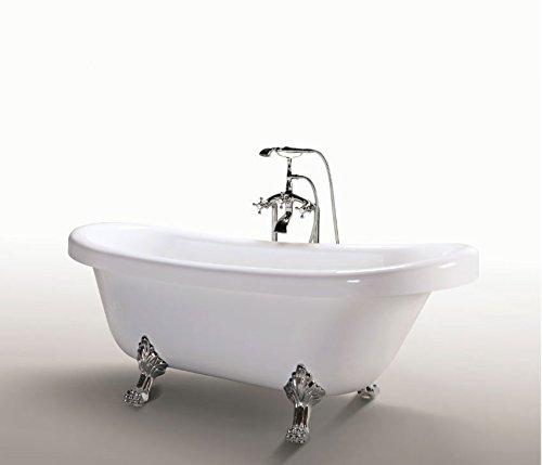 ▷ Badewannen ▷ Welches Material ist das richtige? - bauen.de | {Freistehende badewanne mineralguss oder acryl 33}