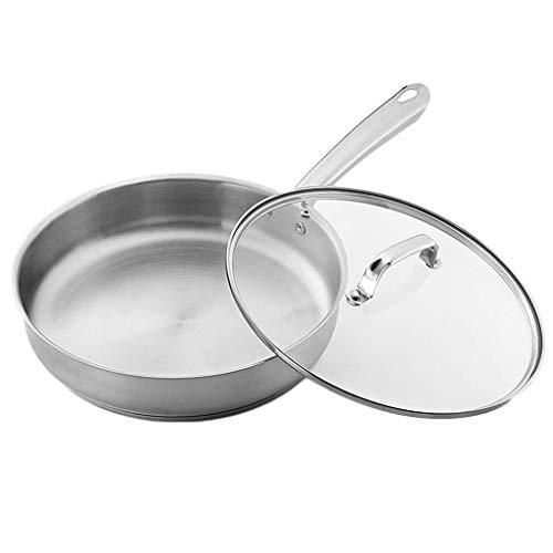 Olla Ollas de cocina Sartenes Sartén Cacerola Sartén de acero inoxidable 304 Olla de inducción Sartén...