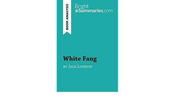 white fang analysis