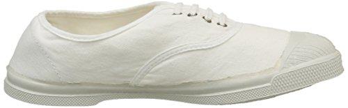 Bensimon F15004c157, Baskets Basses Femme Blanc (101 Blanc)