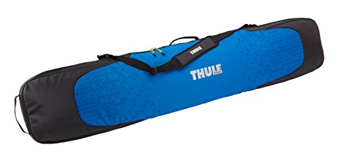 Thule roundtrip simple Snowboard Transporteur Sac Bagage Noir cobalt