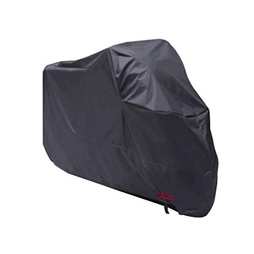 Fablcrew. Copertura del Motociclo Telo Coprimoto Impermeabile, Antipolvere, Anti UV, Traspirante, per Esterni 245 * 105 * 125CM