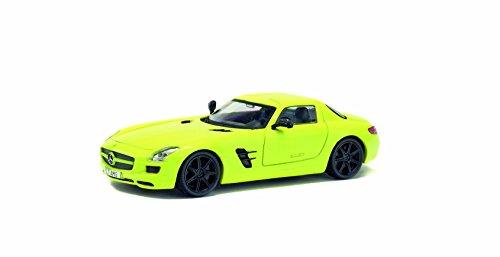Solido 421436170 - Mercedes Benz SLS 2010, Maßstab 1:43, gelb