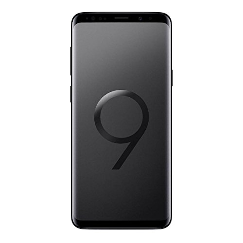 Samsung Galaxy S9 PLus Dual SIM 64GB negro (Midnight Black) - Android 8.0 (Oreo) - Versión Española
