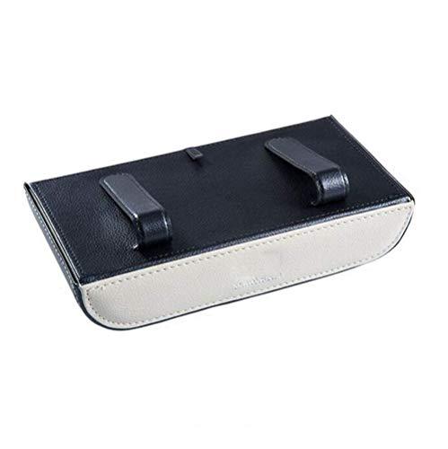 ZLMMY Hängende Papierservietten für das Auto, für das Dach der Sonne, für das Auto, 23,5 * 12,5 * 5 cm (Farbe : D) -