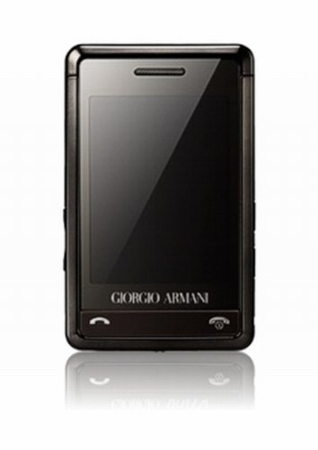 Samsung SGH-P520 Armani Handy (Touchscreen, 3,2MP-Kamera, MP3, Bluetooth, Edge) schwarz Cellular Innovationen Bluetooth-headset