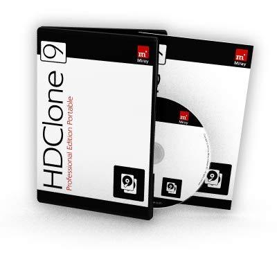 HDClone 9 Professional Edition Portable (Box, deutsch) - Kopieren | Backup | Datenrettung