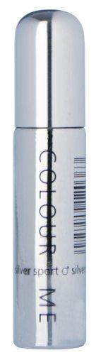 Couleur Me Silver Sport Parfum Roll-on pour homme 10 ml