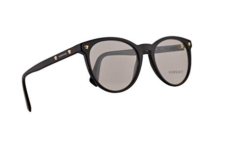 Versace VE3257 Brillen 53-18-140 Schwarz Mit Demonstrationsgläsern GB1 VE 3257