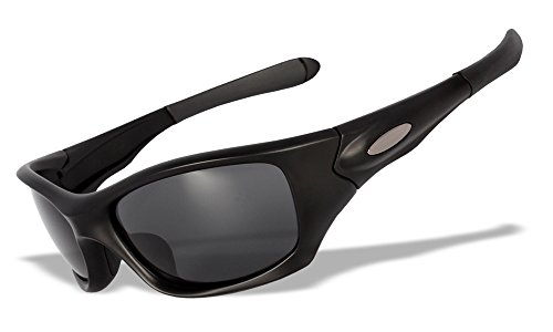 Original sports sunglasses Polarized lens Mens Womens Cycling Running Outdoor [PB] (PB11)