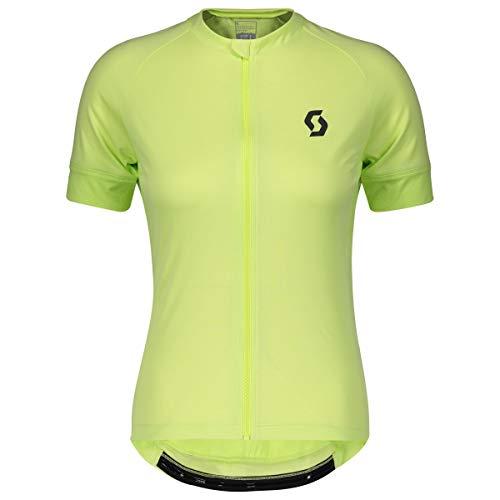 Scott Endurance 10 Damen Fahrrad Trikot kurz grün 2019: Größe: M (38/40)