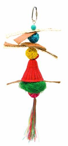 Living World Palm herumtreiben Ball Vogel Spielzeug - Sustainable Palm