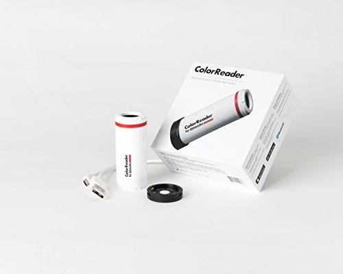 ColorReader – Tragbares Farbmessgerät/Spektrometer verbunden über Bluetooth - schnell effektiv - sekundenschnell Farbe analysieren – von Datacolor