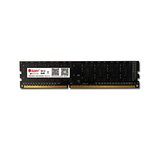 ZRK Bory/Borui Ddr3 Desktop Computer Memory Bar High Performance Fully Compatible halbe 8 8Gb Ram 1600Mhz
