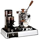 la pavoni gran romantica cromata v230 grl espressomaschine 610100295. Black Bedroom Furniture Sets. Home Design Ideas