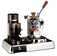 La Pavoni Chrome Combo Set 2