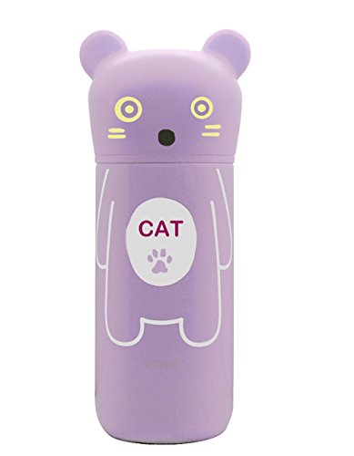""""""" chat Thermo enfant, acier inoxydable, violet, 24x 6x 6cm"""",""""__ A CREER"""","""