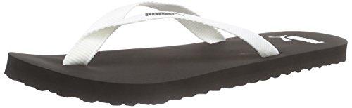Puma Sun Flip, Unisex-Erwachsene Zehentrenner, Schwarz (Black-White 03), 48.5 EU (13 Erwachsene UK)