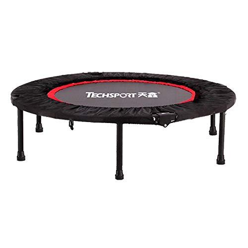 KY Outdoor Garten Trampolin Faltbares Fitness-Trampolin for den Außen- und Innenbereich, geeignet for Kinder und Erwachsene, Gewichtskapazität: 150 kg