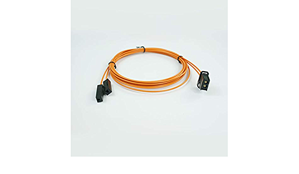 Die Meisten Faser Kabel Stecker Und 2 Break Kabel Anschluss Auto