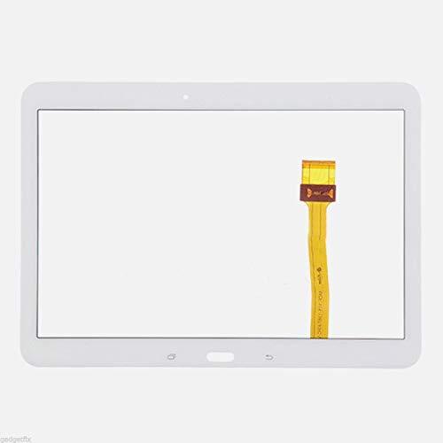 Ecran vitre tactile ecran remplacement pour Samsung Galaxy Tab 4 10.1 T530 T531 T535 (Blanc)