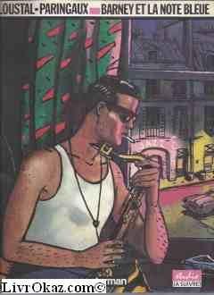 Barney et la note bleue par Philippe Paringaux