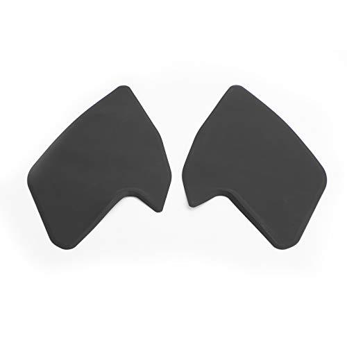 Areyourshop - Protezioni per ginocchiere a gas per B-M-W G310GS G 310 GS, colore nero