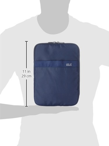 Jack Wolfskin Tablethülle E-Protect 10 Zoll Pouch Night Blue