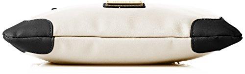 Henley - Joss, Borsa a tracolla Donna Off-White (Cream/Navy)