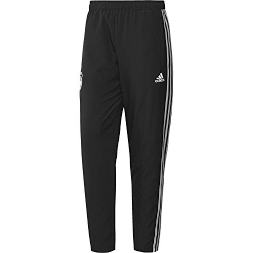 adidas Herren DFB Woven Pants Trainingshose, Black/Grey Two f17/White, M