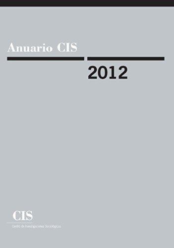 ANUARIO CIS 2012 (Fuera de Colección)