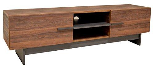 LC spa Form TV Schrank, Holz, braun, 180x43x51 cm